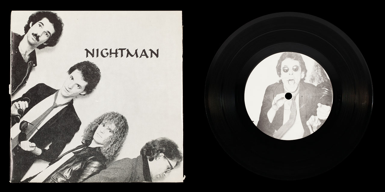 Nightman Don't You Know back on Limp Records